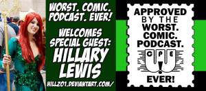 Hillary Lewis!