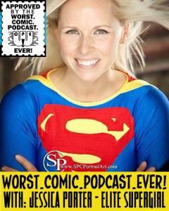 Supergirl WCPE