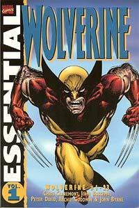 Essential Wolverine Vol. 1