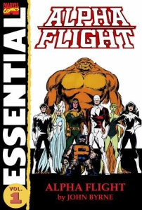 Essential Alpha Flight Vol. 1