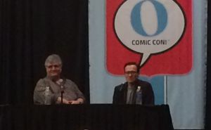 OCC Billy West Maurice LaMarche