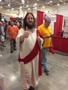 OCC Buddy Jesus