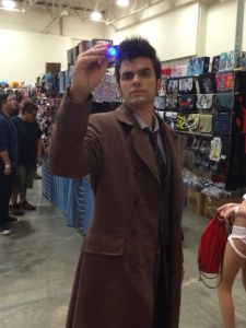 OCC Cosplay Dr Who