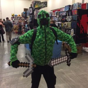 OCC Cosplay Minecraft