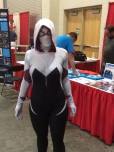 OCC Cosplay Spider Gwen Erin Lei