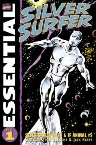 Essential Silver Surfer Vol. 1