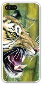 iphone tiger