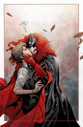 Marriage BatWoman
