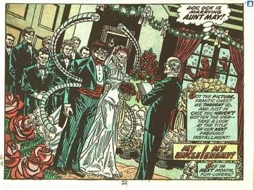 marriage doc ock