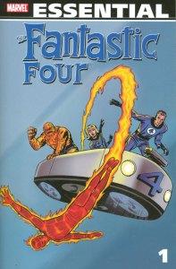 Essential Fantastic Four Vol. 1