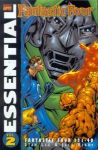Essential Fantastic Four Vol. 2