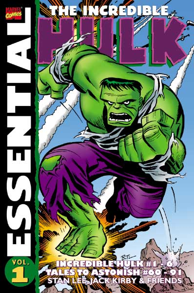 Essential Hulk Vol. 1