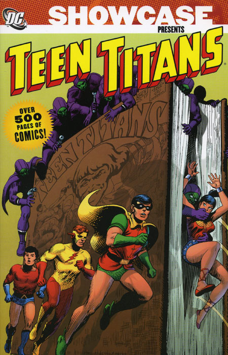 Showcase Presents Teen Titans Vol. 1