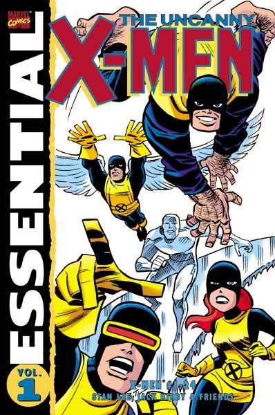 Essential Uncanny X-Men Vol. 1