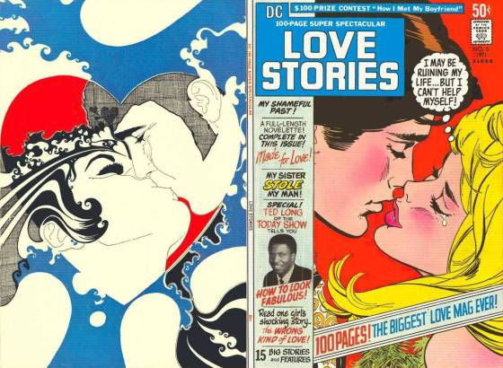 DC Love Stories