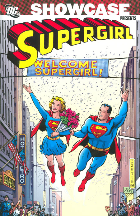 showcase_presents_supergirl_volume_2