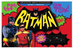 Batman Video Box Set