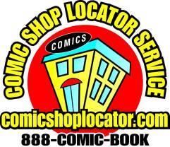 Comic Shop Locator Service