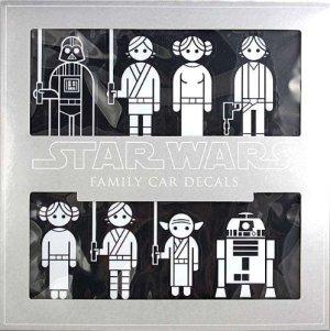 Star Wars Window Decals