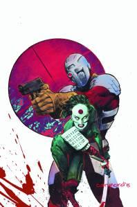FCIW Deadpool and Katana