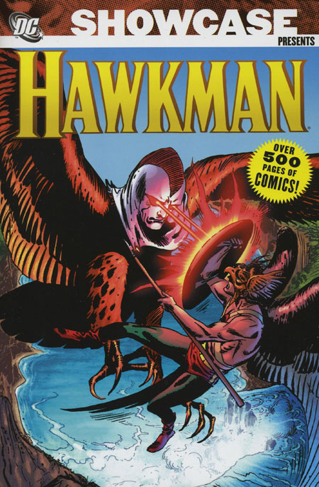 showcase_presents_hawkman_volume_1