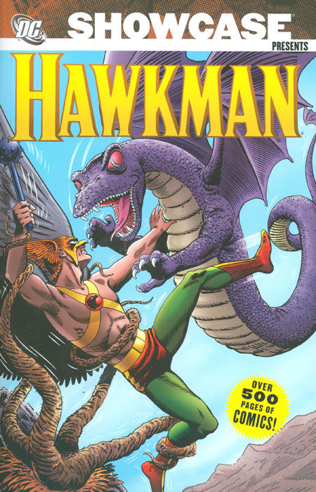 showcase_presents_hawkman_volume_2