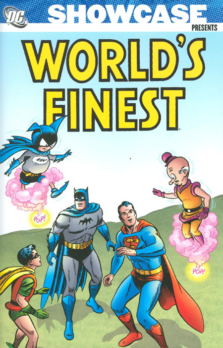 showcase_presents_worlds_finest_volume_2