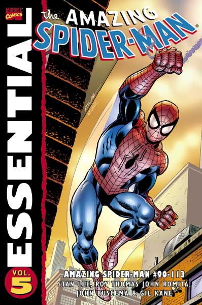 spiderman5_1st_printing