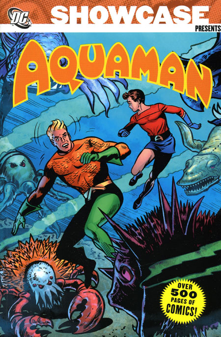 showcase_presents_aquaman_volume_1