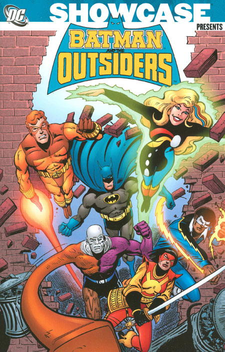showcase_presents_outsiders_volume_1