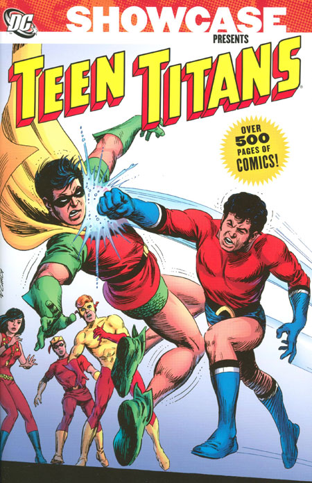 showcase_presents_teen_titans_volume_2